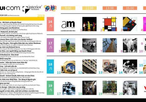 20 bộ phim về thiết kế - nội thất - kiến trúc