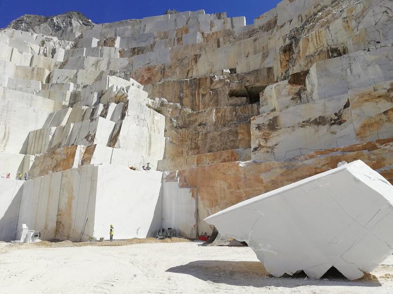 B2B với đoàn doanh nghiệp cung cấp vật liệu đá (mable) Italia